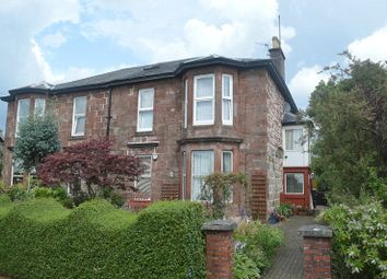 Thumbnail 3 bed flat for sale in East Princes Street, Helensburgh