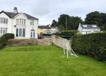 Thumbnail 3 bed semi-detached house for sale in Lliwen, Mount Street, Menai Bridge