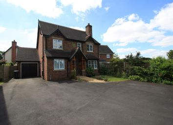 Thumbnail 4 bed detached house for sale in Chapel Road, Hadnall, Shrewsbury
