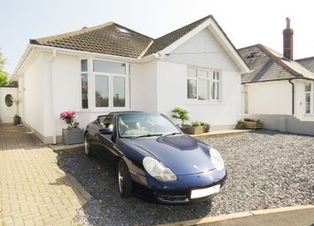Thumbnail 4 bed bungalow for sale in Alexandra Road, Parkstone, Poole