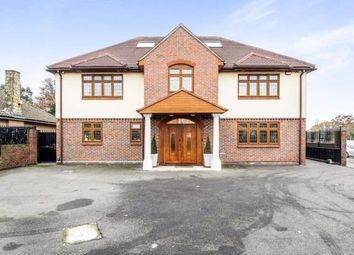 Thumbnail 7 bed detached house for sale in Manor Road, Chigwell