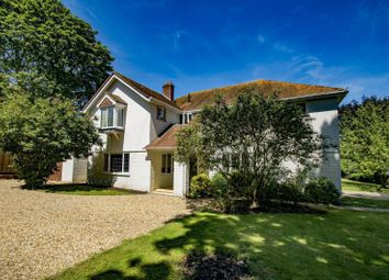 Thumbnail 5 bed detached house for sale in The Croft, Aston Tirrold