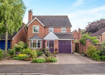 Thumbnail 4 bed detached house for sale in Queen Mary Court, Derby, Derbyshire