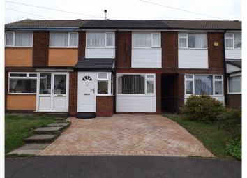 Thumbnail 3 bed terraced house for sale in Princess Close, Ashton-Under-Lyne