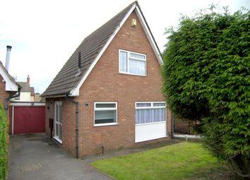 Thumbnail 2 bed detached bungalow to rent in Park Close, Pinxton, Nottingham