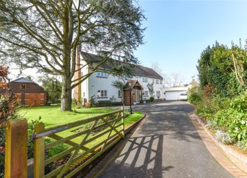 Thumbnail 4 bed detached house for sale in Rookes Lane, Lymington, Hampshire