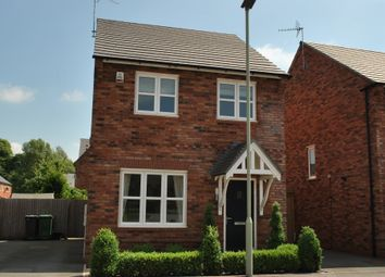 Thumbnail 3 bed detached house to rent in Canal Way, Ellesmere, Shropshire