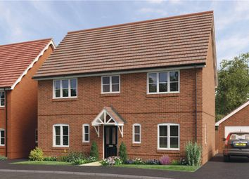 "Thumbnail 4 bed mews house for sale in ""Hemingway"" at Worthing Road, Southwater, Horsham"