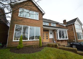 Thumbnail 4 bed detached house for sale in Park Lane, Whitefield, Manchester