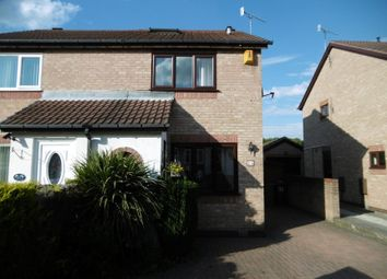 Thumbnail 3 bed semi-detached house for sale in 25 Penmore Gardens, Hasland, Chesterfield, Derbyshire