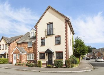 Thumbnail 4 bed semi-detached house for sale in White Avenue, St. Brides Wentlooge, Newport