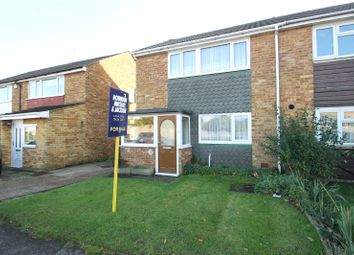Thumbnail 3 bed semi-detached house for sale in Winston Road, Strood, Kent