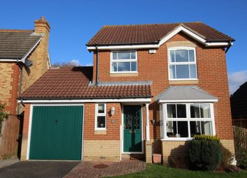 Thumbnail 3 bed detached house to rent in Banner Way, Stone Cross, Pevensey