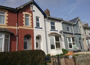 Thumbnail 3 bedroom terraced house to rent in Sanford Road, Torquay
