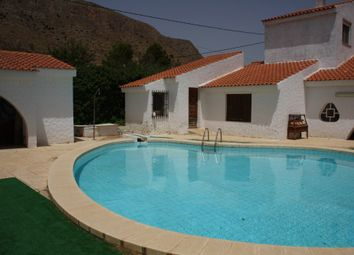 Thumbnail 7 bed detached house for sale in Hondon Valley, Hondón De Las Nieves, Alicante, Valencia, Spain