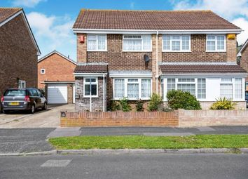 Thumbnail 3 bed semi-detached house for sale in Lee-On-The-Solent, Gosport, Hampshire