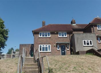 Thumbnail 4 bedroom semi-detached house to rent in Carden Hill, Brighton