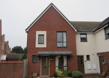 Thumbnail 3 bedroom semi-detached house for sale in Bartley Wilson Way, Cardiff