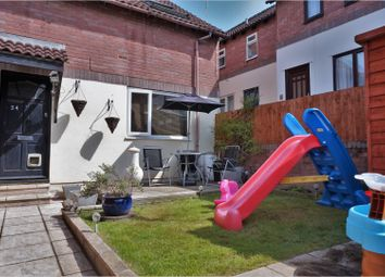 Thumbnail 2 bed end terrace house for sale in Holne Court, Exeter