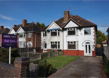 Thumbnail 3 bedroom semi-detached house for sale in Brunswick Street, Leamington Spa