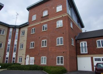 Thumbnail 2 bedroom flat to rent in Evershed Way, Burton-On-Trent