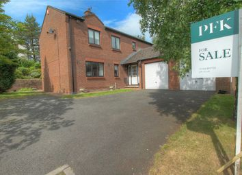 Thumbnail 4 bed detached house for sale in 9 Seat Hill, Lazonby, Penrith, Cumbria