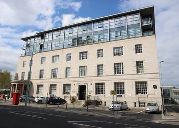 Thumbnail 2 bed flat for sale in Berkeley Square, Notte Street, Plymouth