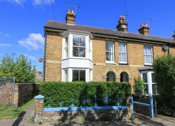 Thumbnail 3 bed terraced house for sale in Clifton Road, Whitstable