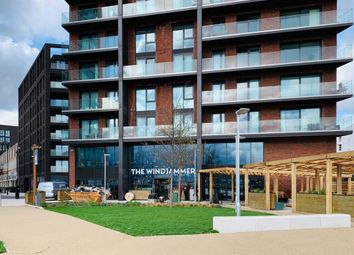 Thumbnail 2 bed flat to rent in Starboard Way, Royal Wharf, Silvertown