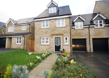 Thumbnail 5 bedroom semi-detached house for sale in Tennyson Avenue, Huddersfield