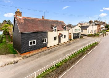 Thumbnail 4 bed property for sale in Nether Street, Widford, Ware, Hertfordshire
