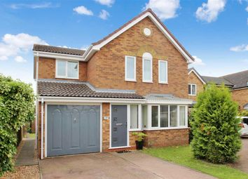 Thumbnail 4 bedroom detached house for sale in Deben Valley Drive, Grange Farm, Kesgrave, Ipswich