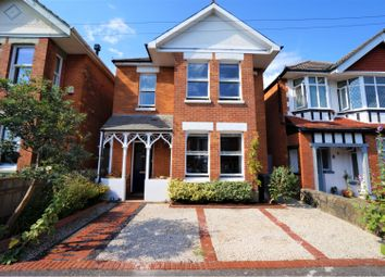 Thumbnail 4 bed detached house for sale in Hillbrow Road, Bournemouth