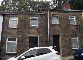 Thumbnail 4 bed terraced house for sale in Strand Street, Mountain Ash