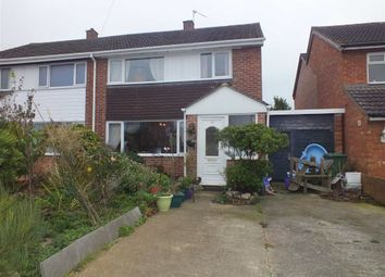 Thumbnail 4 bed semi-detached house for sale in Hawkeridge Park, Westbury, Wiltshire