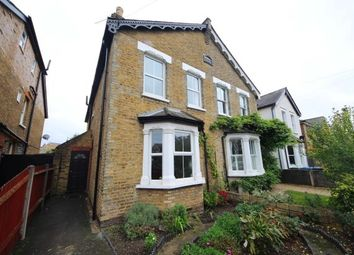 Thumbnail 3 bed semi-detached house to rent in Canbury Avenue, Kingston Upon Thames