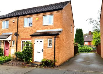 3 bed end terrace house for sale in Millidge Close, Nottingham, Nottinghamshire NG5