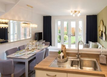 """Thumbnail 4 bed end terrace house for sale in """"Kingsville"""" at Lake Road, Hamworthy, Poole"""