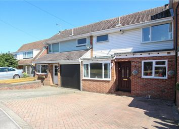 Thumbnail 3 bed terraced house for sale in Hilltop View, Yateley, Hampshire