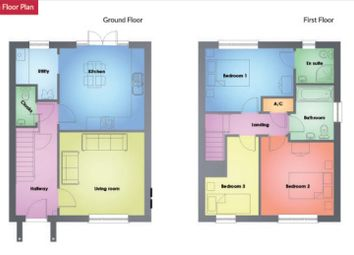 Thumbnail 3 bedroom detached house for sale in Carmarthen Road, Kilgetty