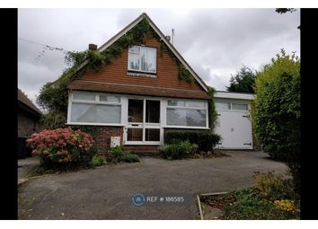 Thumbnail 4 bed detached house to rent in The Drive, Tonbridge