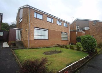 Thumbnail 3 bed semi-detached house for sale in Glenpark Drive, Port Glasgow