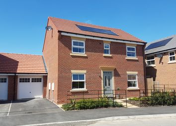 Thumbnail 4 bed detached house for sale in Croft Avenue, Killinghall, Harrogate