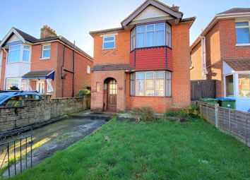 Thumbnail 3 bed detached house for sale in Langhorn Road, Swaythling, Southampton
