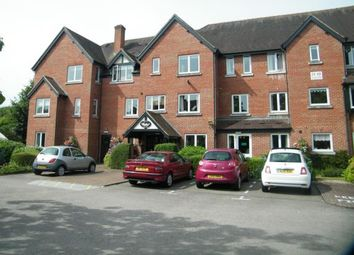 Thumbnail 2 bed flat for sale in Swan Court, Banbury Road, Stratford-Upon-Avon, Warwickshire