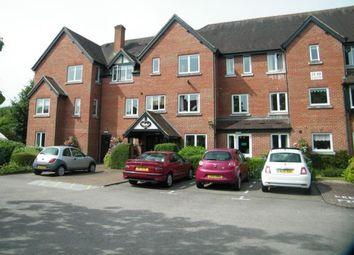 Thumbnail 2 bed flat for sale in Swan Court, Banbury Road, Stratford-Upon-Avon, Warwickshire