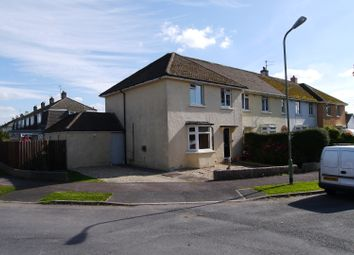 Thumbnail 4 bed end terrace house for sale in Hugh Squier Avenue, South Molton