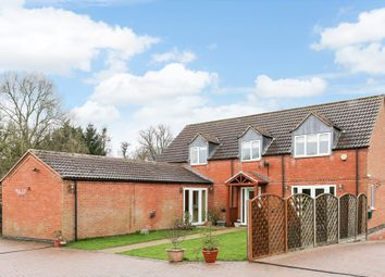 Thumbnail 4 bedroom detached house to rent in Water Lane, Hough On The Hill, Grantham