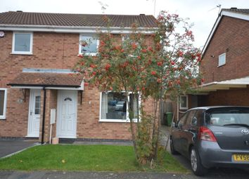 Thumbnail 3 bed semi-detached house to rent in Haven Close, Leicester Forest East, Leicester