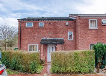 Thumbnail 2 bed end terrace house for sale in Upper Field Close, Church Hill North, Redditch